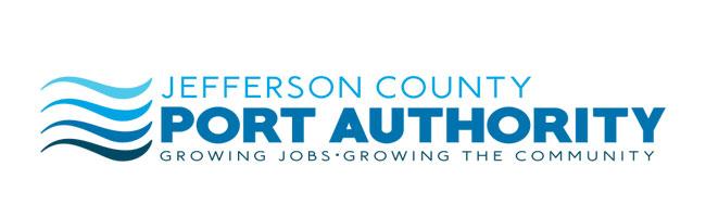 Jefferson County Port Authority logo